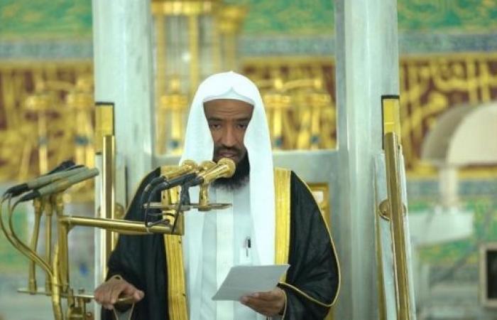 فيديو.. خطيب المسجد النبوي: عظموا الأشهر الحرم وجددوا العهد