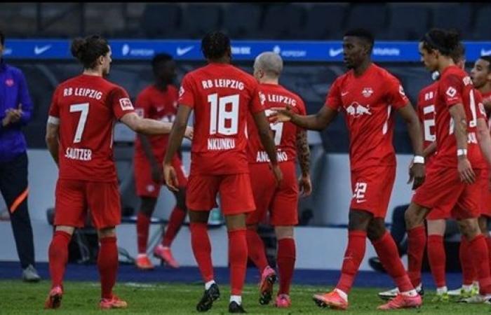 لايبزيج يفوز على هيرتا برلين بثلاثية نظيفة في الدوري الألماني