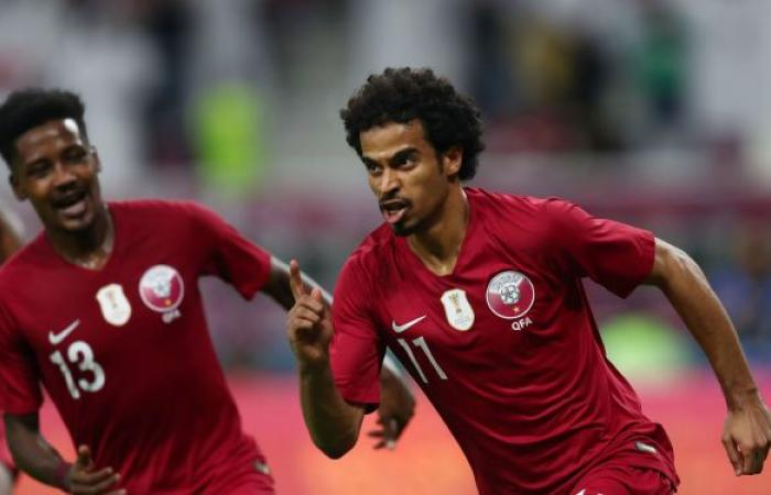 اللاعب القطري أكرم عفيف يثير ضجة بتصريحات إعلامية... وصدور عقوبة شديدة بحقه
