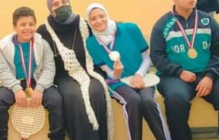 زوى الهمم بمركز شباب أحمد عبده بالسويس تحصل على مراكز متقدمة في بطولة الجمهورية لكرة السرعة