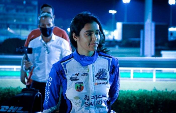 ريما الجفالي: فخورة بأنني أول سعودية في سباق فورمولا