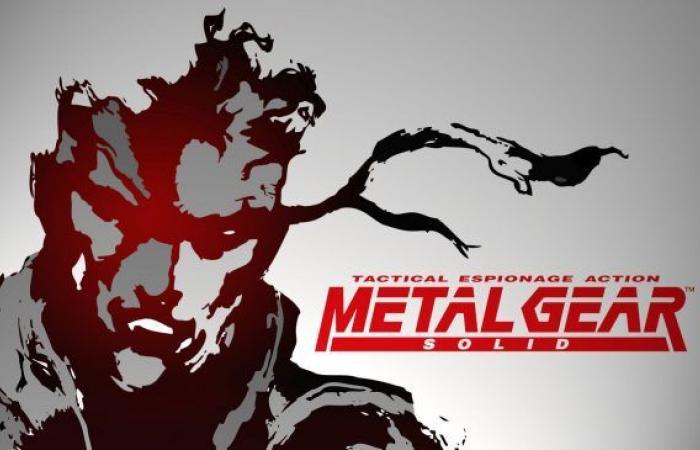 إلغاء لعبة الطاولة من Metal Gear Solid