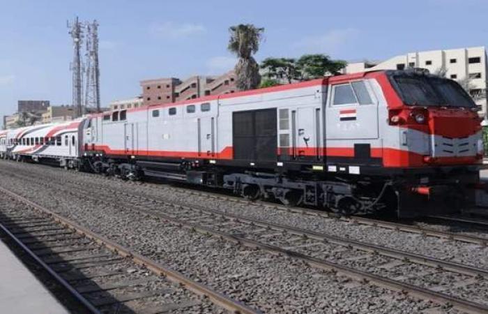 السكك الحديدية تنقل 250 ألف راكب على كافة القطارات اليوم