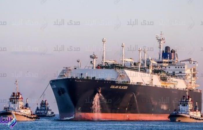 بعد توقف 8 سنوات.. ميناء دمياط يستقبل أول سفينة لتصدير الغاز المسال.. صور