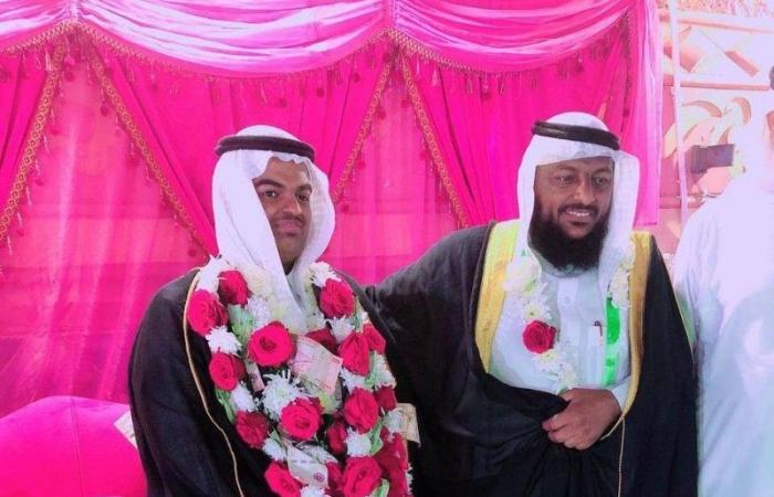 احتفال العولقي بزفاف «محمد»