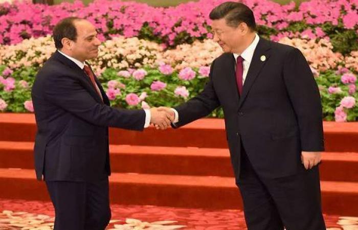 رئيس الصين للسيسي: مستعدون لنقل تجربتنا في مكافحة كورونا لمصر وتوفير اللقاحات