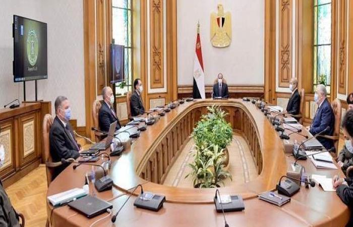السيسي يوجه بمواصلة خطة النهوض بمنظومة القطن المصري واستعادة مكانته العالمية