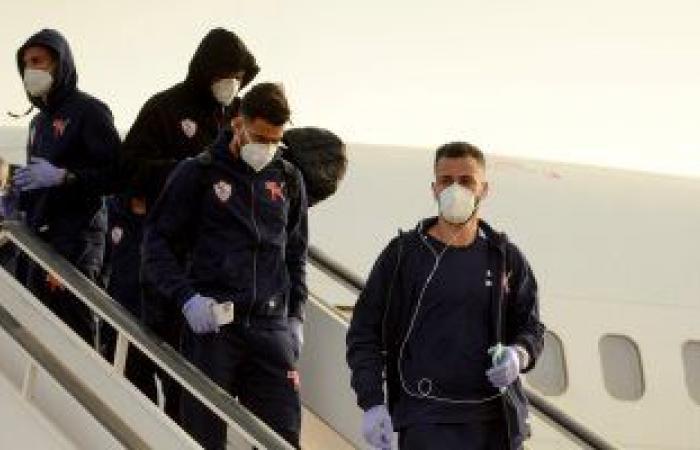 الزمالك يتخذ الإجراءات القانونية ضد الشركة الناقلة للبعثة إلى السنغال