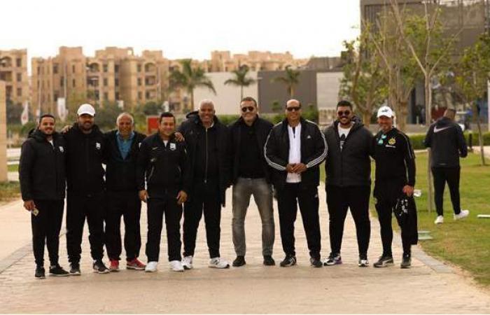 زد 2011 يقسو علي المصري 8-0 وديا | صور