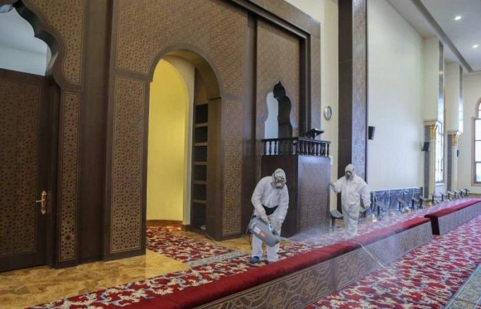 816 مخالفة على أئمة ومؤذنين وخطباء و3241 مخالفة بالمساجد في 3 أسابيع