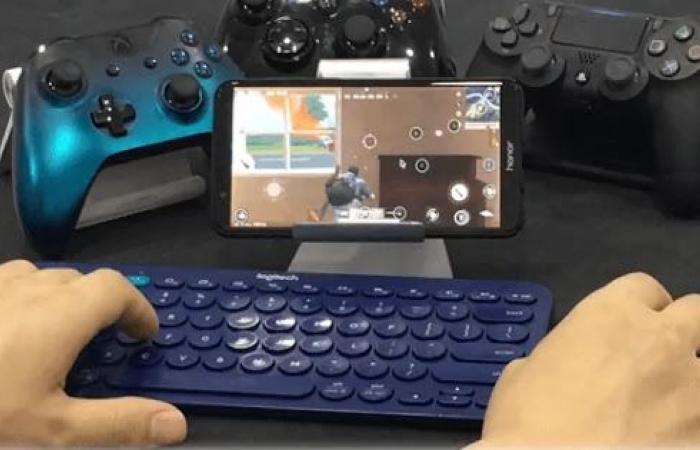 تحكم في العاب اندرويد وببجي pubg بإستخدام وحدة التحكم او الكيبورد و الماوس بدون كابل او روت
