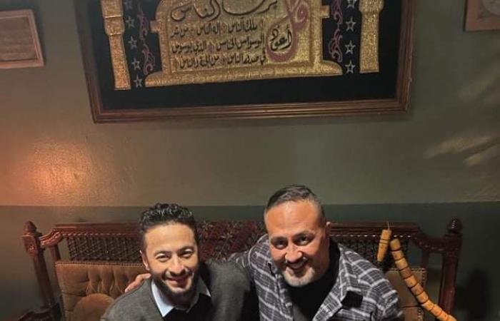 """خالد سرحان شقيق حمادة هلال في مسلسل """"المداح"""" رمضان المقبل"""