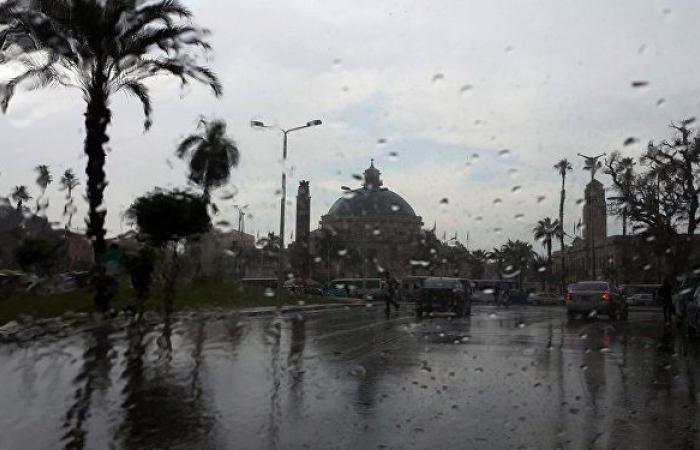 حالة الطقس غدا الثلاثاء بمصر... أمطار غزيرة ورعدية في هذه المناطق