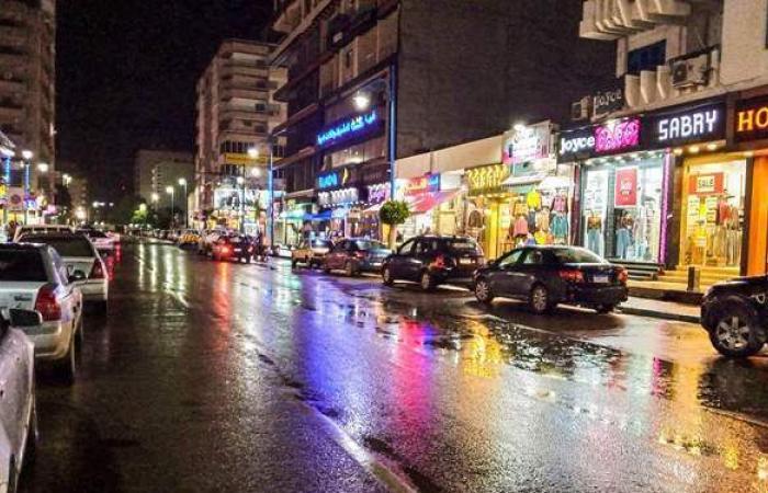 أمطار متوسطة وانخفاص في درجات الحرارة.. طقس متقلب على مطروح | صور
