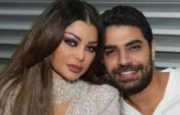 الوزيري وشقيقه يحضران جلسة النطق بالحكم في قضية أموال هيفاء وهبي