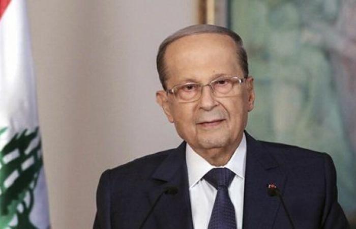 الرئيس اللبناني: الاقتصاد سينتعش ويستعيد عافيته قريبا
