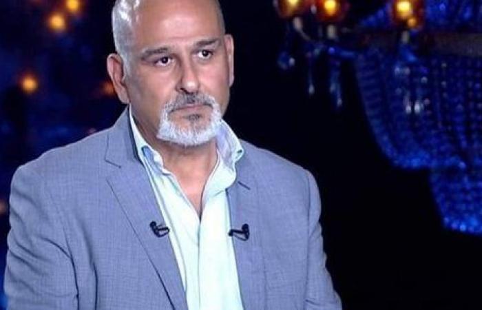 جمال سليمان يواصل تصوير مشاهد مسلسل الطاووس