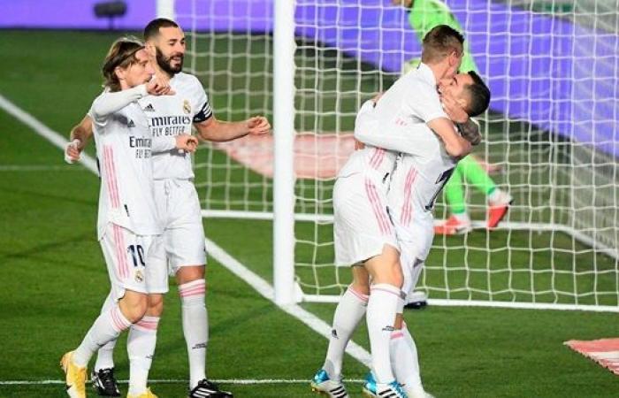 ريال مدريد يعلن قائمة الفريق لمواجهة أتالانتا في دوري الأبطال