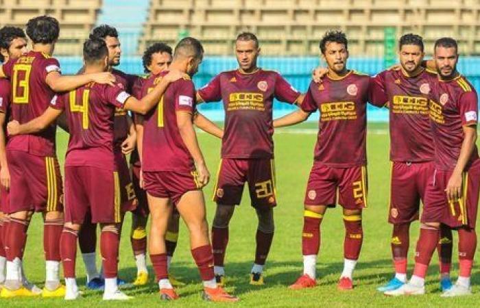 سيراميكا كليوباترا يهز شباك غزل المحلة بالهدف الأول في كأس مصر