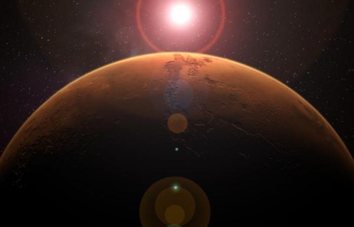 """""""ناسا"""" تفجر مفاجأة... كائنات حية على الأرض يمكن أن تعيش على سطح المريخ"""