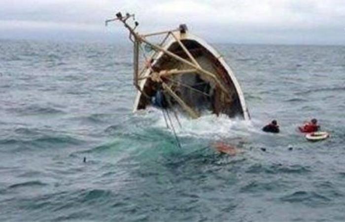 ضبط صاحب المركب الغارق في بحيرة مريوط بالإسكندرية