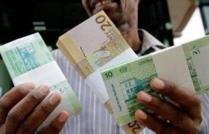 الجنيه السودانى يرتفع فى السوق السوداء لليوم الثانى بعد تخفيض قيمة العملة