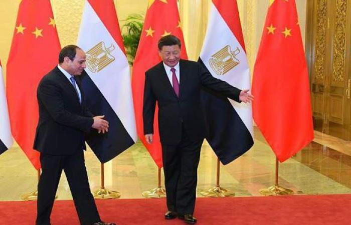"""تعرف على تطور الشراكة """"المصرية – الصينية"""" في عهد السيسي وبينج"""