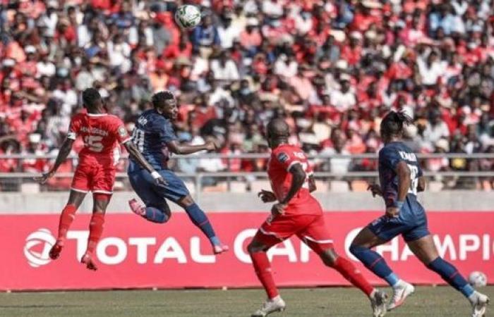 كلاكيت ثالث مرة.. الأهلي يسقط أمام سيمبا في تنزانيا