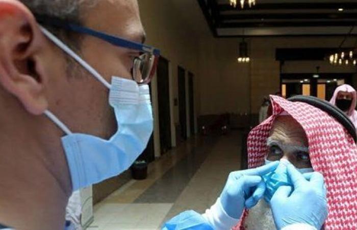خلال 24 ساعة.. السعودية تسجل 335 إصابة جديدة بكورونا