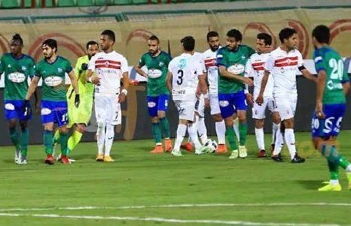 المقاصة يتأهل لدور الـ 16 لبطولة كأس مصر بالفوز على أشمون 2/ صفر