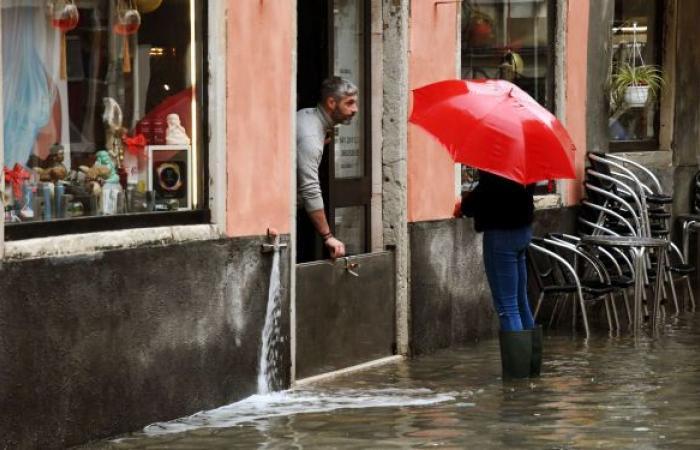 """أوروبا على موعد مع أمطار """"دموية"""""""