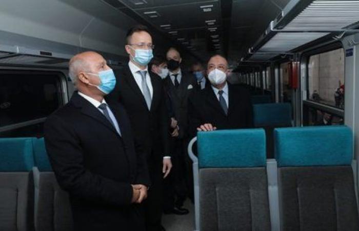 وزير النقل: ارتفاع عدد الركاب بالسكة الحديد ليصل إلى مليون راكب يوميا بعد الصفقات الجديدة