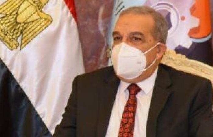 """وزير الدولة للإنتاج الحربى يعود اليوم بعد انتهاء زيارته لمعرض """"IDEX 2021"""""""