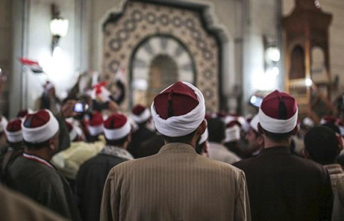 """مصر تحسم قرارها مع قارئ أثار الجدل بمقولته """"الصعود للسماء"""""""
