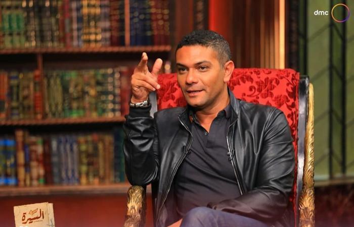 آسر ياسين: لم أعاكس بنت فى حياتى وكل اللى بحبه فى المرأة موجود فى زوجتى