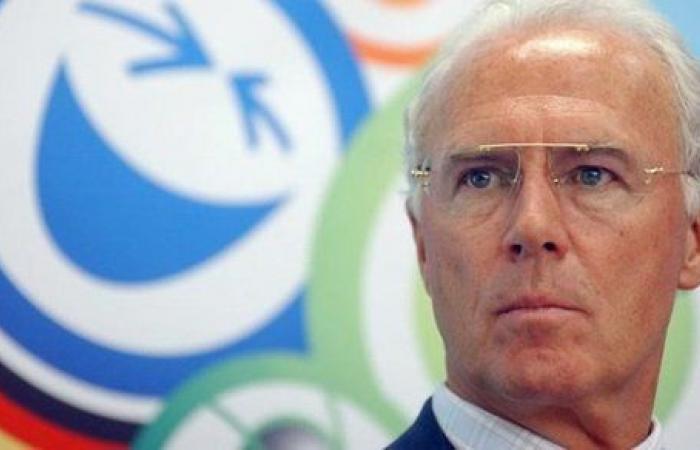 الفيفا يعلن براءة بيكنباور من رشاوى مونديال 2006