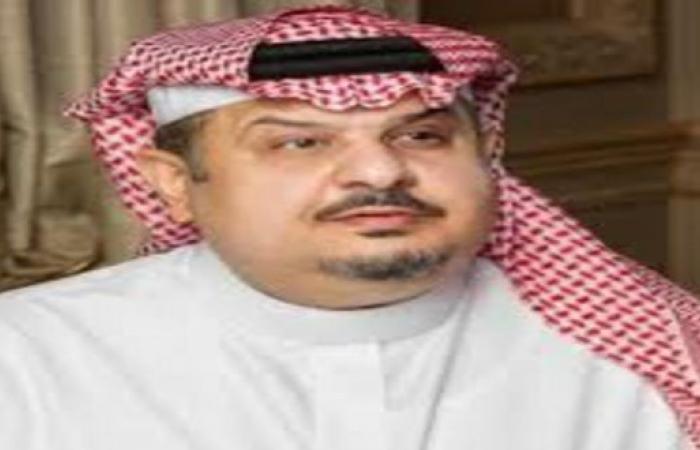 عبدالرحمن بن مساعد: اللهم أدم على ولي العهد نعمة الصحة والعافية