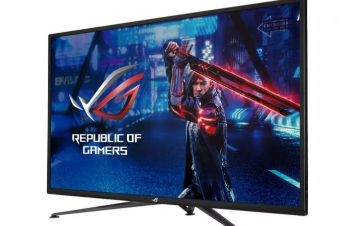 Asus تكشف عن شاشات جديدة بمنافذ HDMI 2.1 في معرض #CES2021