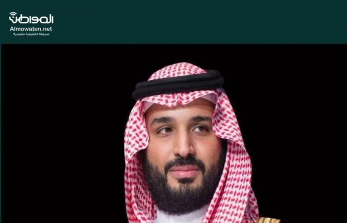 ولي العهد يتلقى اتصالين من رئيس الوزراء العراقي والحلبوسي للاطمئنان على صحته