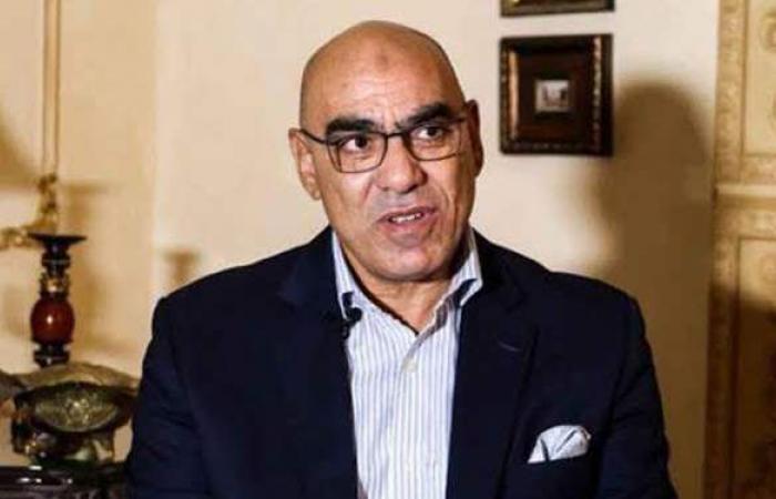 رسميا.. إيقاف هشام نصر رئيس اتحاد اليد لمدة عام