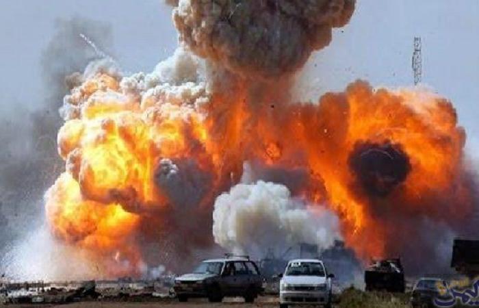 انفجار ضخم يهز وسط روسيا..قتلي ومصابين
