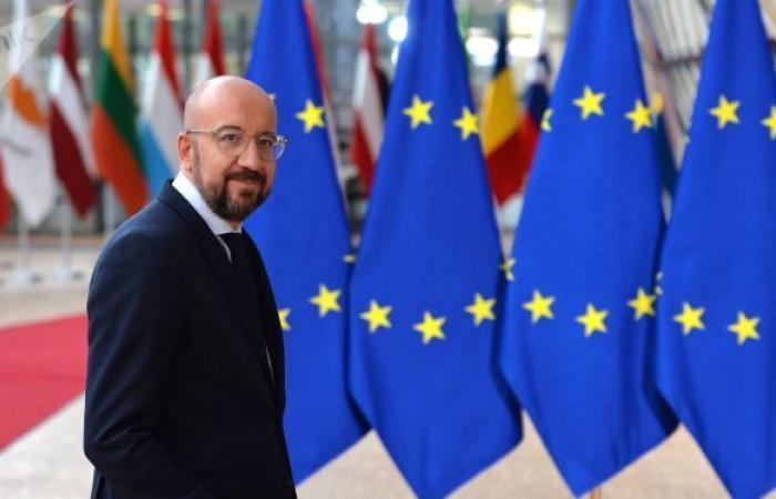 شارل ميشيل: دول الاتحاد الأوروبي تعتزم تركيز المزيد من الجهود لضمان أمنها