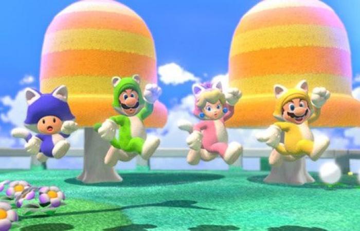 لعبة Super Mario 3D World + Bowser's Fury تُواصل صدارة المبيعات اليابانية للأسبوع الثاني على التوالي