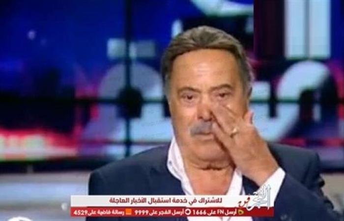 """عاجل.. أنباء عن تدهور الحالة الصحية ليوسف شعبان إثر مضاعفات """"كورونا"""""""