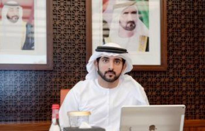 ولى عهد دبى: نحمد الله على سلامة أخى الأمير محمد بن سلمان