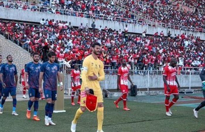 مدرب سيمبا: استحققنا الفوز على الأهلي
