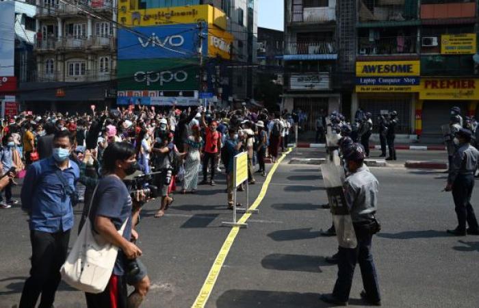 الأمم المتحدة تدعو الدول إلى عدم الاعتراف بشرعية السلطات العسكرية في ميانمار