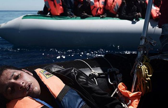 إيطاليا تستعد لتوجيه اتهامات إلى المتطوعين في مجال إنقاذ المهاجرين
