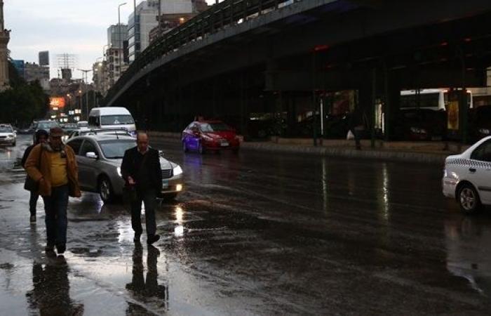 الأرصاد تكشف خريطة الأمطار والطقس حتى الإثنين المقبل 8 مارس 2021