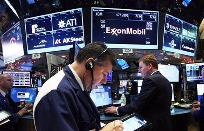البورصة الأمريكية تتحول للتراجع في نهاية التعاملات